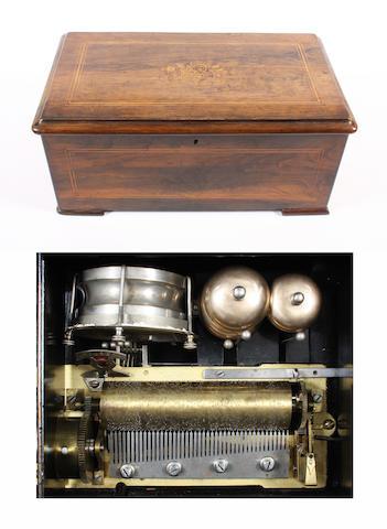 19th c music box