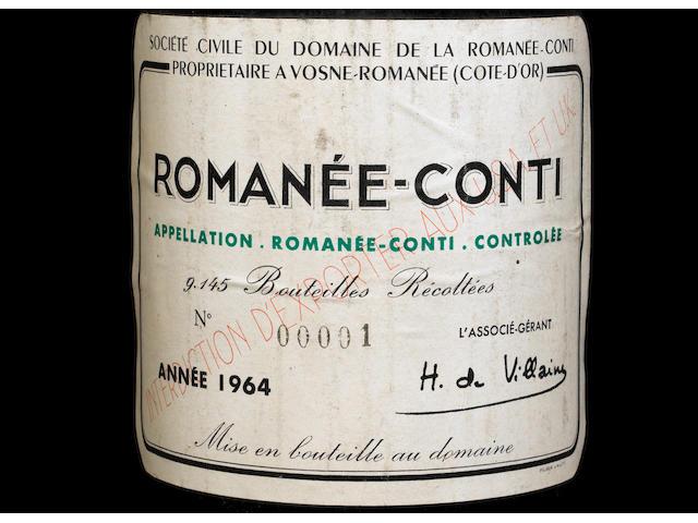 Romanée-Conti 1964 (1)