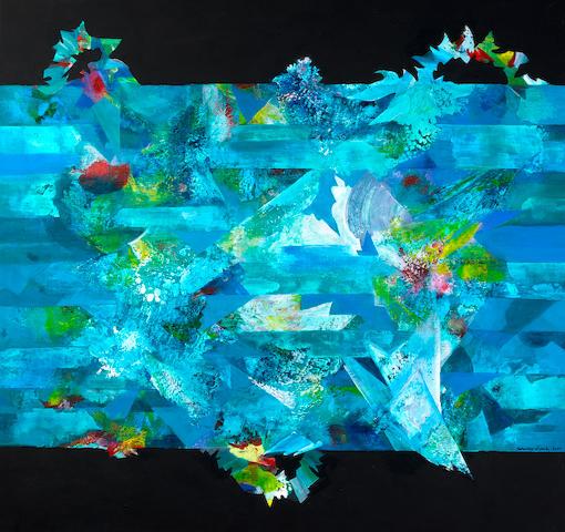 Setenay Ozbek (born 1962) Untitled,