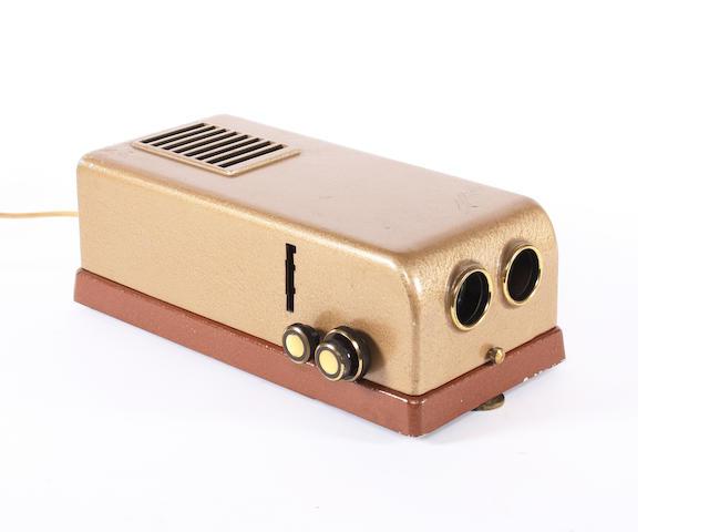 Hawk Stereoscopic Projector