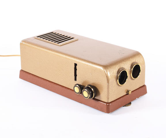 Hawk Stereoscopic Projector