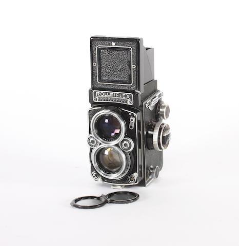 Rolleiflex 2.8E camera