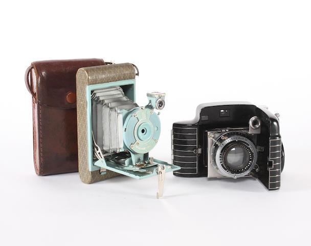 Kodak Petite and Bantam Special cameras 2