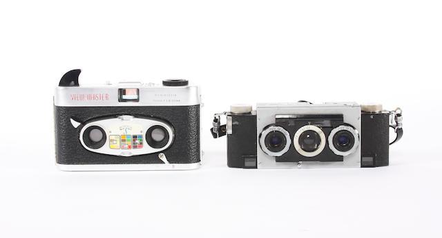 Stereoscopic cameras 2