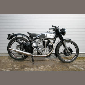 1947 Norton International Model 30