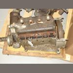 An Austin 7 engine,