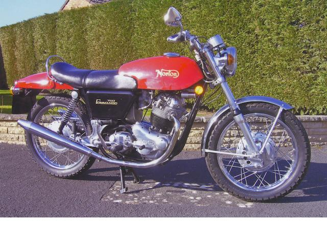 1971 Norton Commando