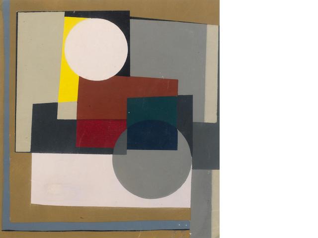Cemal Bingöl (1912-1993) Untitled,