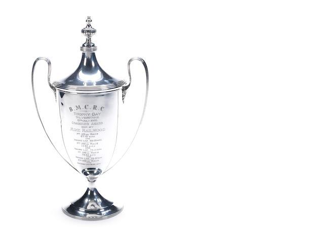A 1958 BMCRC Silverstone Trophy,