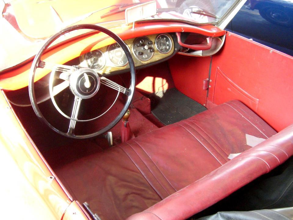 1954 Allard Palm Beach MkI 'Red Ram' Roadster  Chassis no. 21D-5151 Engine no. 044-83879