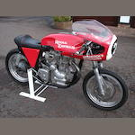 Royal Enfield 500cc Fury,