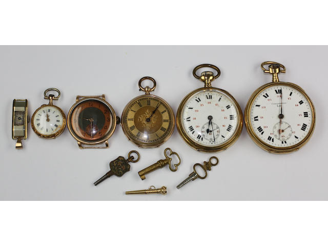 A group of watches,