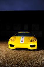 2003 Ferrari 360 Challenge Stradale  Chassis no. ZFFDT578000136835 Engine no. F131F 82334