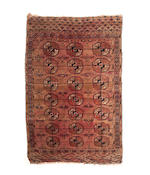 Two Tekke Turkoman rugs
