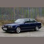 1992 BMW M5 3.8-Litre Sports Saloon  Chassis no. WBSHC91020GD62184