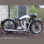 1938 BSA Gold Star