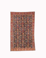 A Senneh rug, West Persia, circa 1880, 210cm x 134cm (6ft 11in x 4ft 5in) very minor losses at one end