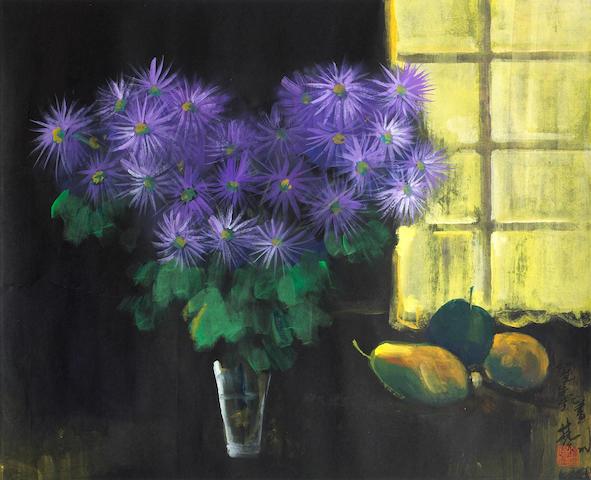 Lin Fengmian (1900-1991) Still Life