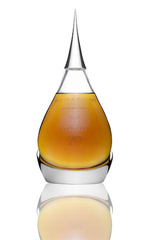 Gordon & MacPhail Generations Glenlivet 70 Years Old (Distilled 1940)