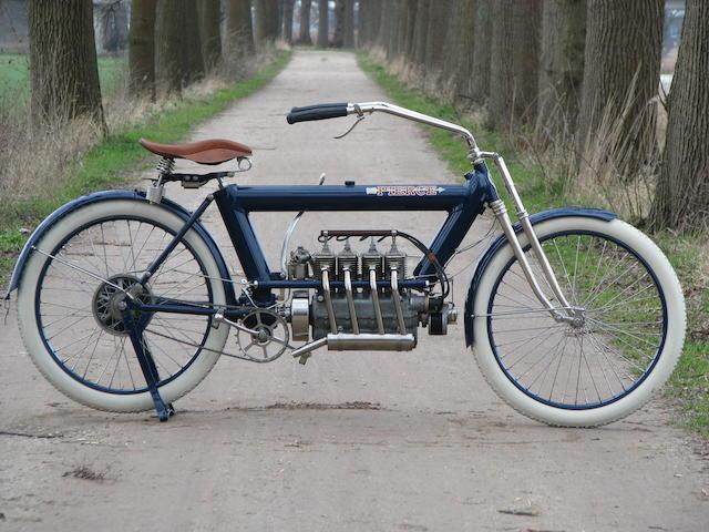 c.1911 Pierce 4 Cylinder