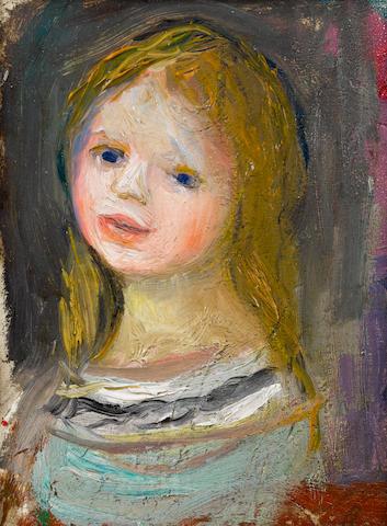 Pierre-Auguste Renoir (1841-1919) Portrait de Femme