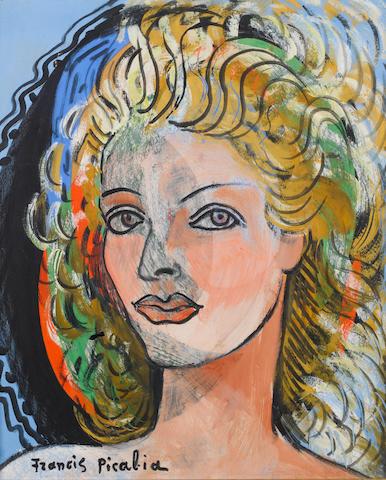 Francis Picabia (1878-1953) La Blonde