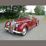 1950 Riley Roadster