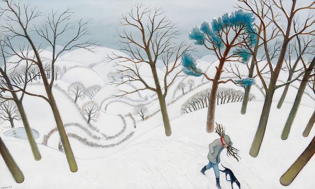 Jonathan Armigel Wade (British, born 1960) 'Firewood'