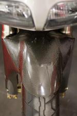 1997 Ducati 916 Senna II Frame no. ZDM916S010106