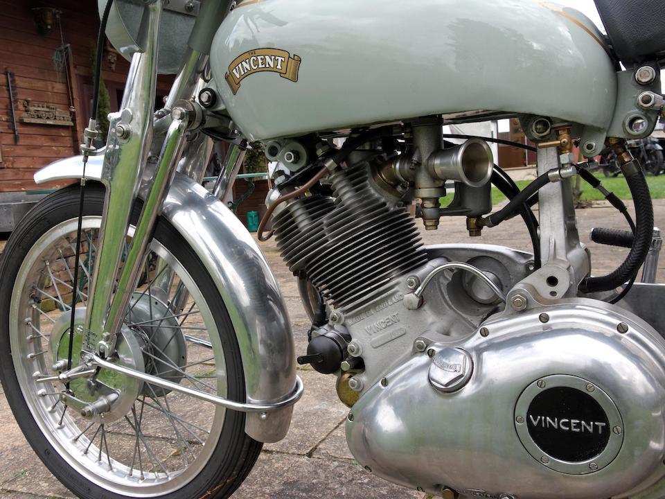 1951 Vincent 499cc Grey Flash Replica Frame no. RC/1/8280 Engine no. F5AB/2A/6380