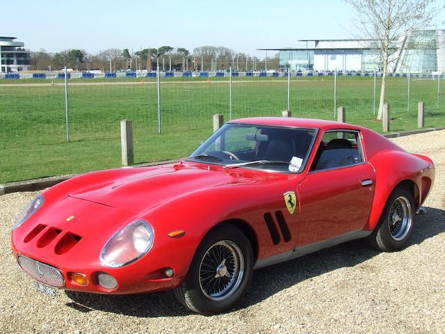 1975 Ferrari 250GTO Replica  Chassis no. RS30-000237 Engine no. L26-030557