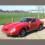 1975 Ferrari 250GTO Replica  Chassis no. RS30-000237 Engine no. L26-030557