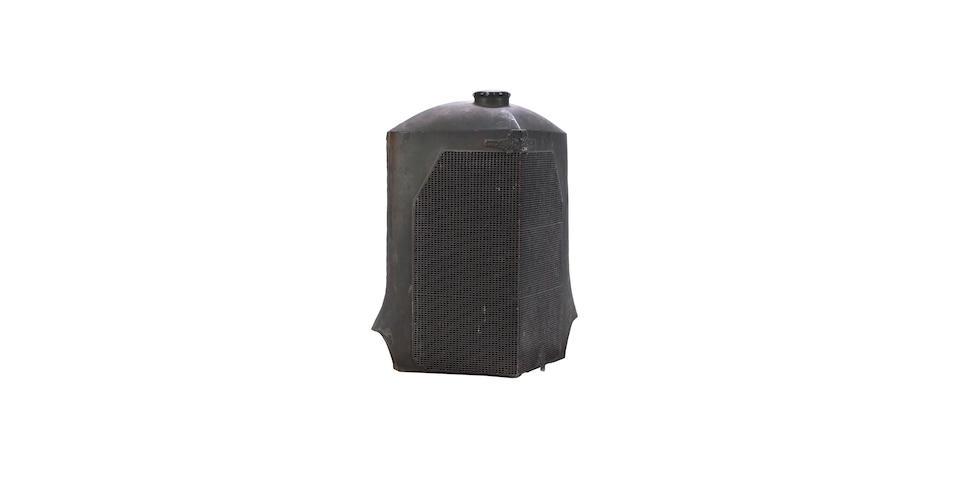 An Austro Daimler radiator,