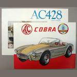 Two AC sales brochures,
