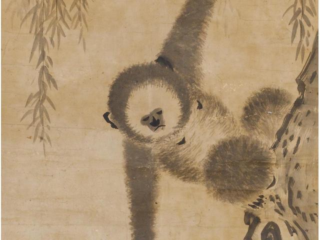 Sesshu Toyo (1420-1506) Late Muromachi Period, 15th century