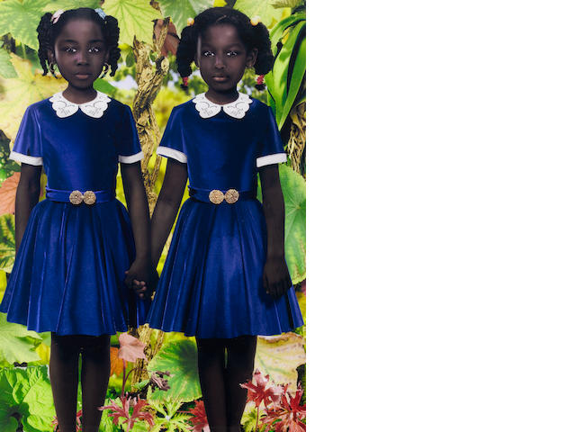 Ruud van Empel (Dutch, born 1958) World #31, 2008 85 x 59.5cm (33 7/16 x 23 7/16in).