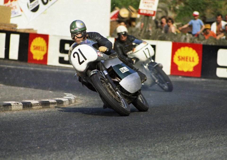 The ex-Boyer of Bromley, David Nixon,1968 Triumph T150 Trident 750cc Production Racing Motorcycle Engine no. T150T XC01268
