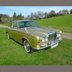 1967 Bentley T-Series Two-Door Saloon  Chassis no. CBH1642