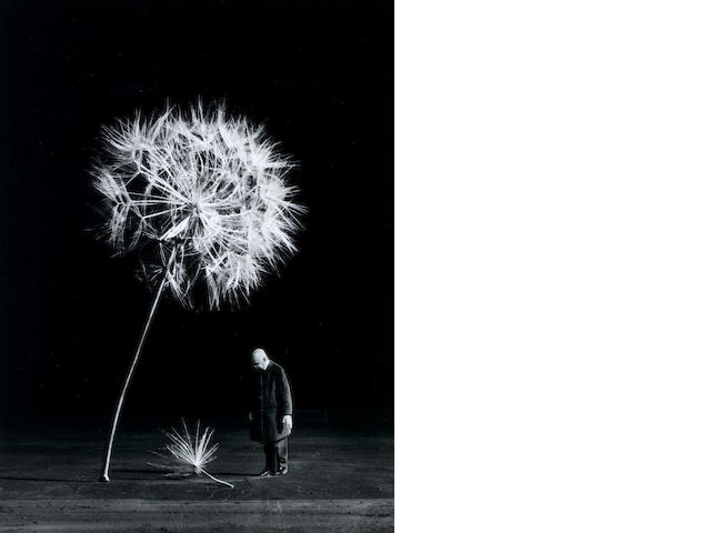 Gilbert Garcin (French, born 1929), Gilbert Garcin Lorsque Le Vent Viendra, 2007 Sight area 57 x 42cm (22 1/2 x 16 1/2in).