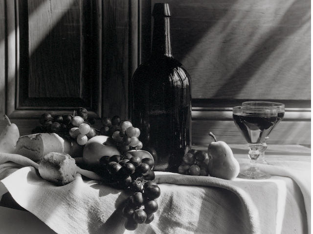 Horst P. Horst (German/American, 1906-1999) New York Still Life I, 1946 Paper 27.8 x 35.6cm 10 15/16 x 14in), image 22.7 x 29.8cm (8 15/16 x 11 3/4in).