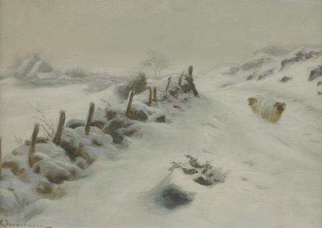 Joseph Farquharson, RA (British, 1846-1935)