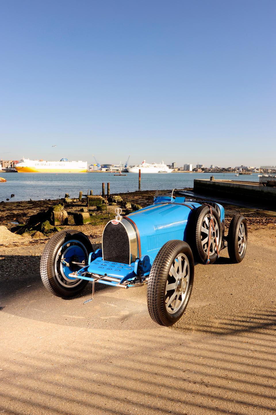 The Jack Perkins,1925 Bugatti Type 35B Grand Prix Two-Seater  Chassis no. BC31 Engine no. 70