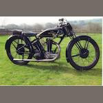 c.1927 New Henley 350cc Sports Engine no. CGL941