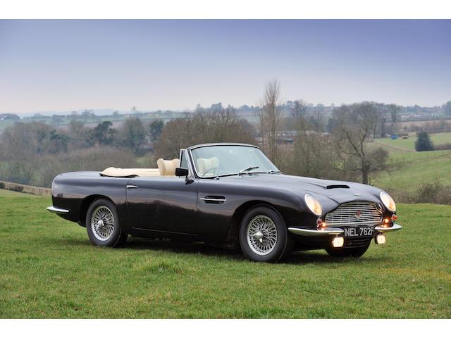 1968 Aston Martin DB6 Volante,