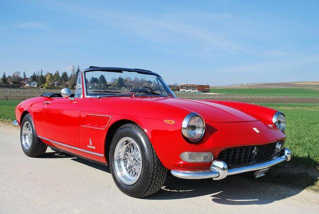 1965 Ferrari 275 GTS,