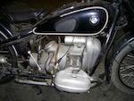 1938 BMW R66,