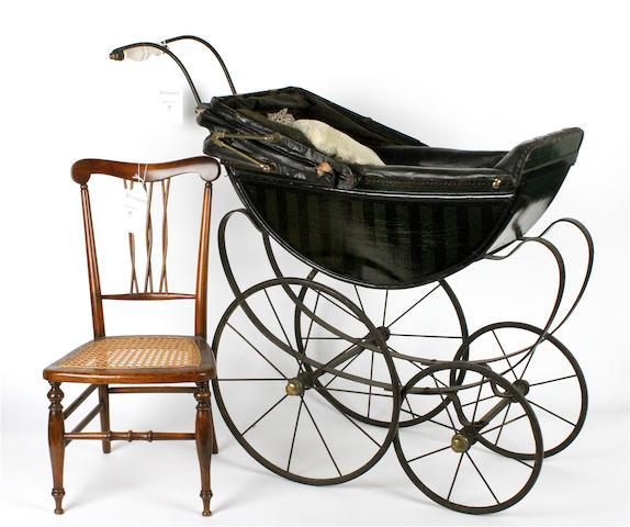 Victorian child's pram 4