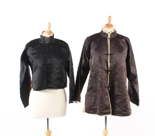 Two 20th century Chinese jackets