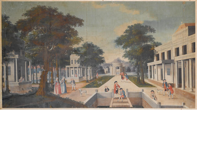 Anglo-Chinese School 18th century