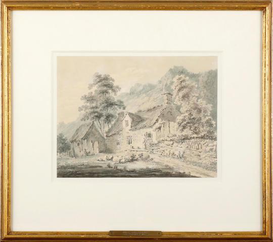 Edward Dayes (British, 1763-1804) Corwen, Merionethshire